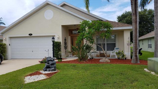 3873 San Miguel Lane, Rockledge, FL 32955 (MLS #850999) :: Blue Marlin Real Estate