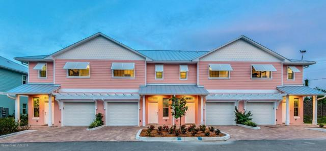 104 Parrotfish Point Lane #103, Merritt Island, FL 32953 (MLS #851039) :: Blue Marlin Real Estate