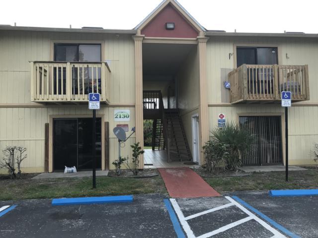 2130 Forest Knoll Drive NE #102, Palm Bay, FL 32905 (MLS #851045) :: Pamela Myers Realty