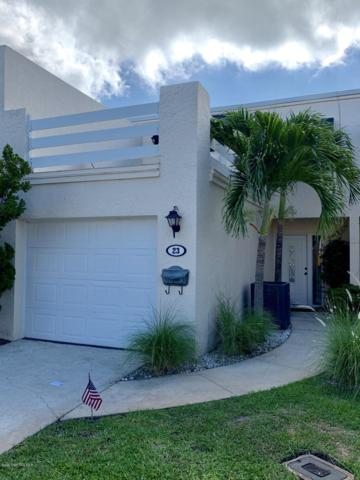 23 Emerald Court, Satellite Beach, FL 32937 (MLS #851057) :: Blue Marlin Real Estate