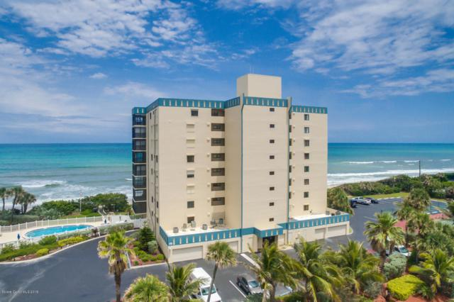 1125 Highway A1a #808, Satellite Beach, FL 32937 (MLS #851091) :: Blue Marlin Real Estate