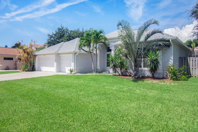 2468 Long Sandy Circle, Merritt Island, FL 32952 (MLS #851093) :: Blue Marlin Real Estate