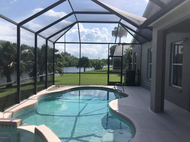 8023 Bracken Lane, Viera, FL 32940 (MLS #851110) :: Blue Marlin Real Estate