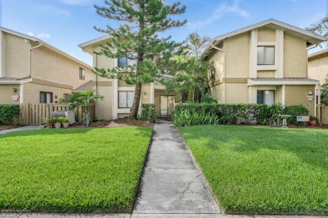 1010 Abada Court NE #103, Palm Bay, FL 32905 (MLS #851161) :: Blue Marlin Real Estate