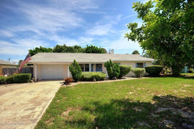 160 Richards Road, Melbourne Beach, FL 32951 (MLS #851179) :: Blue Marlin Real Estate