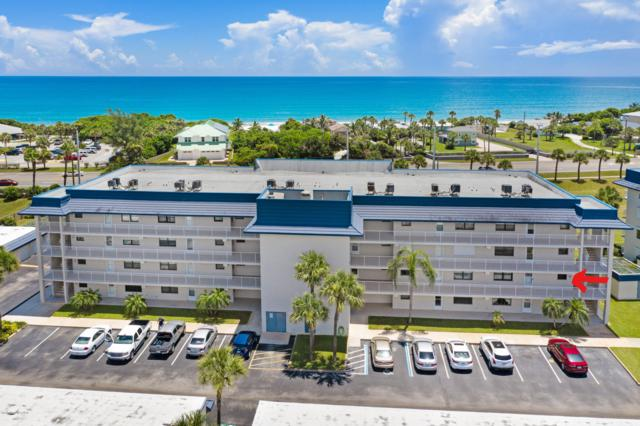 2160 N Highway A1a #206, Indialantic, FL 32903 (MLS #851184) :: Pamela Myers Realty