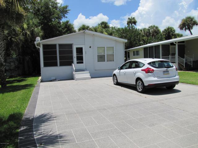 309 Plantation Drive, Titusville, FL 32780 (MLS #851188) :: Pamela Myers Realty