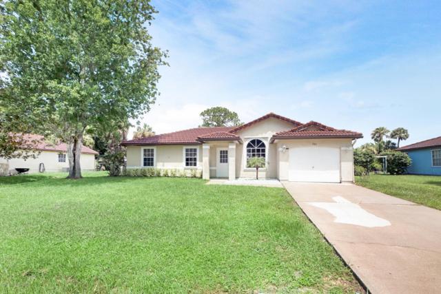 563 SE Galilean Avenue SE, Palm Bay, FL 32909 (MLS #851198) :: Pamela Myers Realty