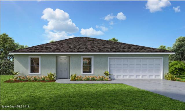 280 Christmas Avenue SE, Palm Bay, FL 32909 (MLS #851225) :: Blue Marlin Real Estate