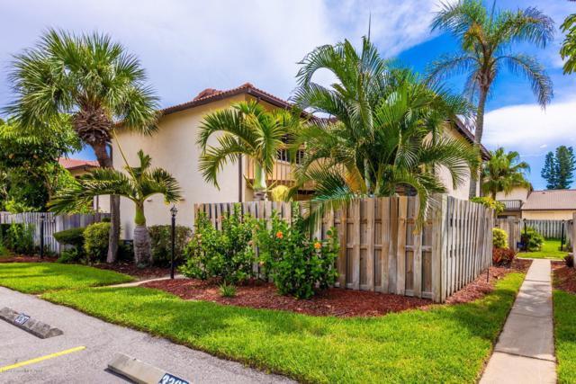3257 Sea Oats Circle, Melbourne Beach, FL 32951 (MLS #851230) :: Blue Marlin Real Estate