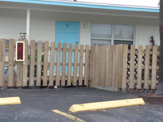 490 S Orlando Avenue #6, Cocoa Beach, FL 32931 (MLS #851237) :: Blue Marlin Real Estate