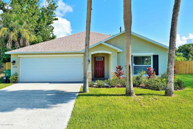 1054 Barclay Drive, Cocoa, FL 32927 (MLS #851567) :: Blue Marlin Real Estate