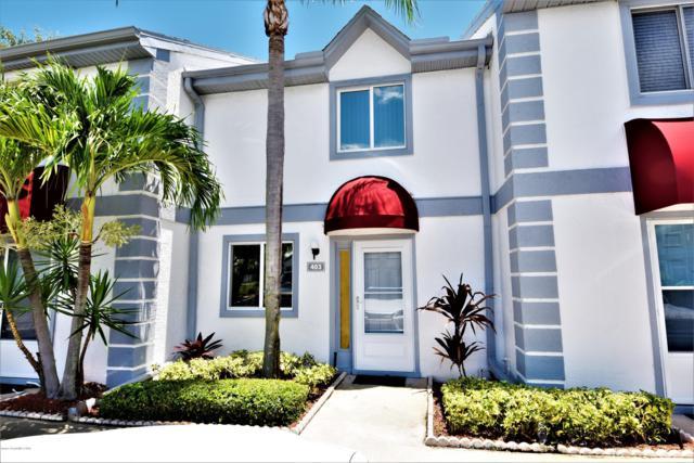 403 Seaport Boulevard, Cape Canaveral, FL 32920 (MLS #851919) :: Pamela Myers Realty