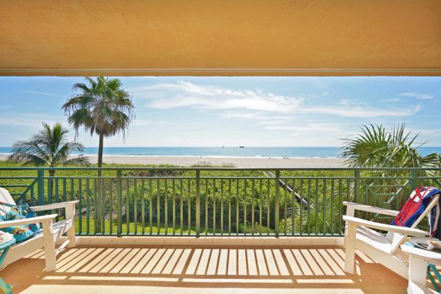 8472 Ridgewood Avenue #304, Cape Canaveral, FL 32920 (MLS #852108) :: Pamela Myers Realty