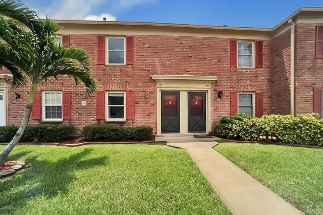 923 N Colonial Court #31, Indian Harbour Beach, FL 32937 (MLS #852353) :: Pamela Myers Realty