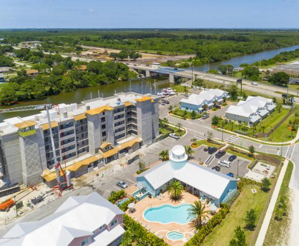 202 Ivory Coral Lane #407, Merritt Island, FL 32953 (MLS #852610) :: Blue Marlin Real Estate