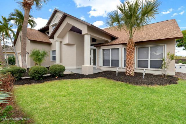 542 Sanderling Drive, Melbourne, FL 32903 (MLS #852805) :: Premium Properties Real Estate Services