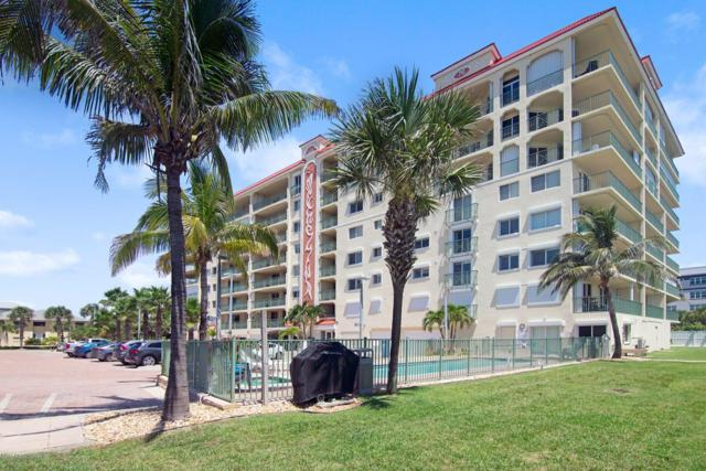 420 Harding Avenue #202, Cocoa Beach, FL 32931 (MLS #852871) :: Pamela Myers Realty