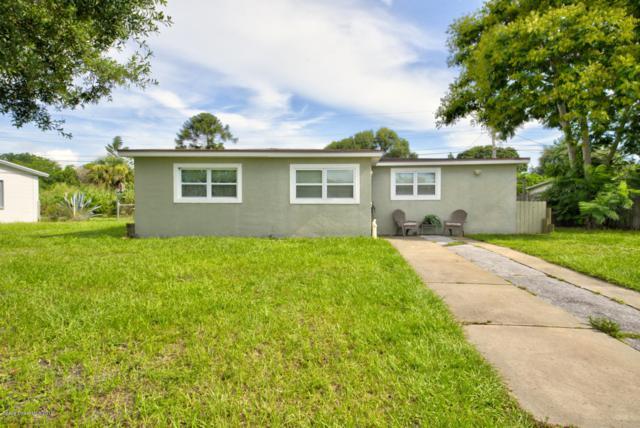 520 Seacrest Avenue, Merritt Island, FL 32952 (MLS #852876) :: Blue Marlin Real Estate