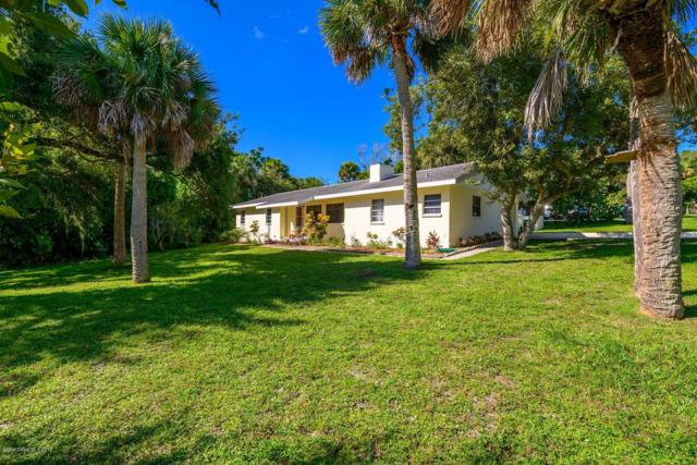 1419 Anglers Drive NE, Palm Bay, FL 32905 (MLS #852904) :: Engel & Voelkers Melbourne Central