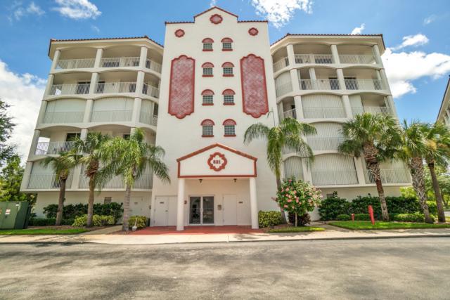 821 Del Rio Way #201, Merritt Island, FL 32953 (MLS #852985) :: Pamela Myers Realty