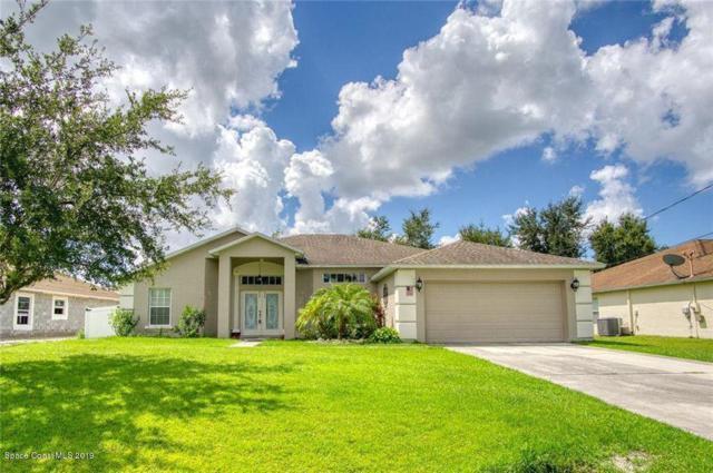 5832 NW Gillespie Avenue, Port Saint Lucie, FL 34986 (MLS #853287) :: Pamela Myers Realty