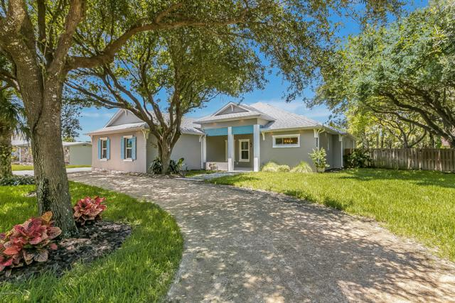 406 Hibiscus Trail, Melbourne Beach, FL 32951 (MLS #853318) :: Armel Real Estate