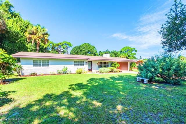 8338 Sylvan Drive, West Melbourne, FL 32904 (MLS #855172) :: Premium Properties Real Estate Services