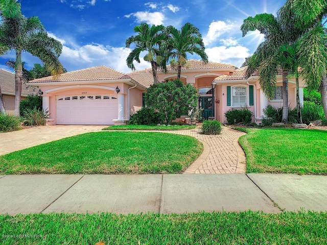 4303 Collingtree Drive, Rockledge, FL 32955 (MLS #855263) :: Blue Marlin Real Estate