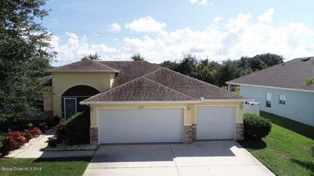 1568 Meadow Lark Drive, Titusville, FL 32780 (MLS #855265) :: Pamela Myers Realty