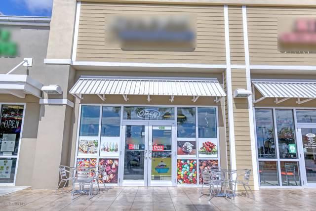 5380 Stadium Parkway #103, Rockledge, FL 32955 (MLS #855278) :: Premium Properties Real Estate Services