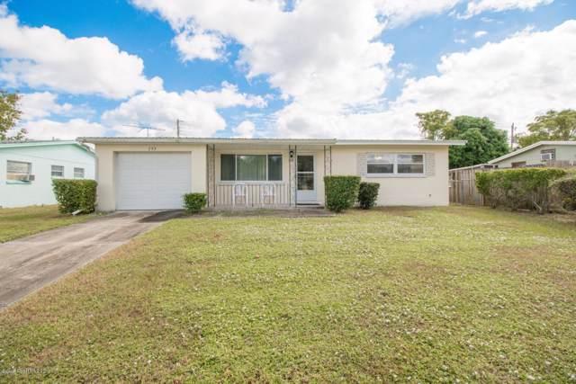 793 Renner Avenue, Melbourne, FL 32935 (MLS #855305) :: Pamela Myers Realty