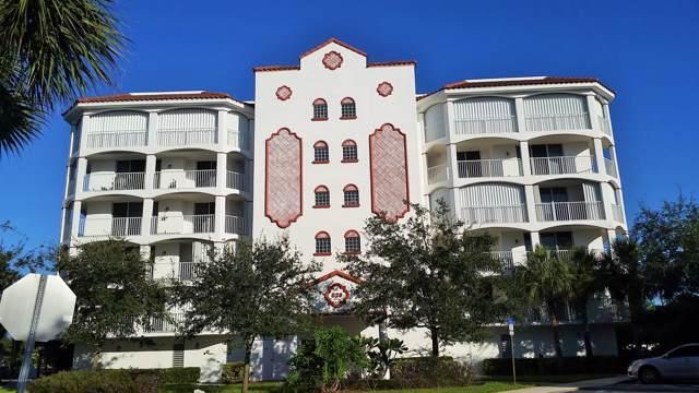 820 Del Rio Way #304, Merritt Island, FL 32953 (MLS #855344) :: Premium Properties Real Estate Services