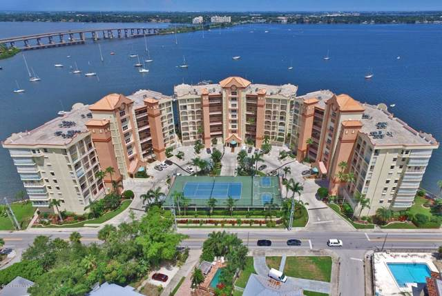 104 Riverside Drive #903, Cocoa, FL 32922 (MLS #855363) :: Premium Properties Real Estate Services
