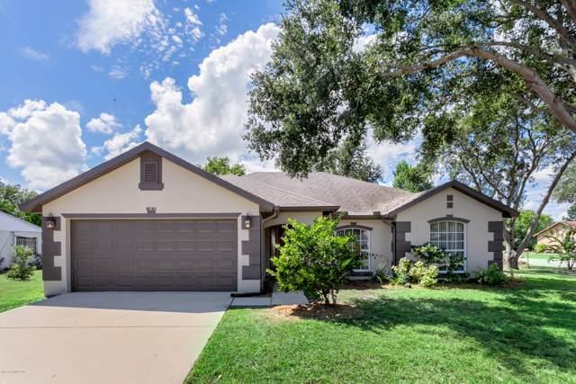 4046 David Drive, Titusville, FL 32780 (MLS #855386) :: Pamela Myers Realty
