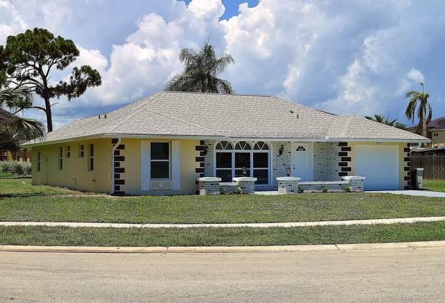 723 Apollo Circle NE, Palm Bay, FL 32905 (MLS #855390) :: Pamela Myers Realty