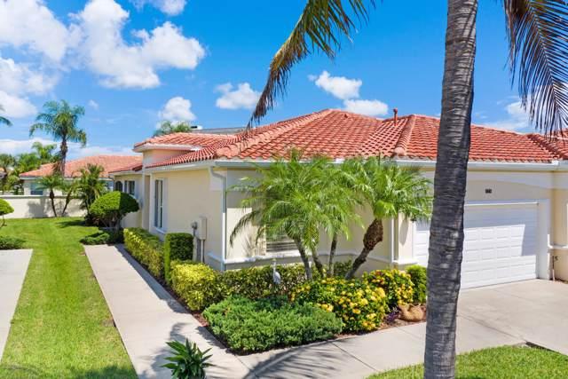 8663 Villanova Drive #701, Cape Canaveral, FL 32920 (MLS #855402) :: Blue Marlin Real Estate