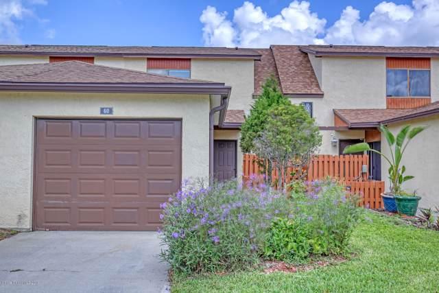 60 Bogart Place, Merritt Island, FL 32953 (MLS #855403) :: Premium Properties Real Estate Services