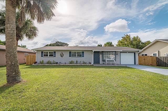 710 Becker Avenue NE, Palm Bay, FL 32905 (MLS #855410) :: Pamela Myers Realty