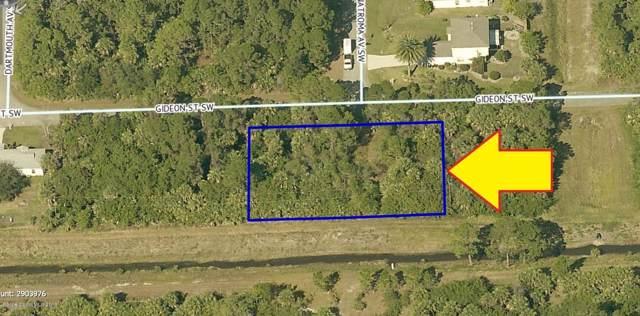 1284 Gideon Street SW, Palm Bay, FL 32908 (MLS #855418) :: Pamela Myers Realty