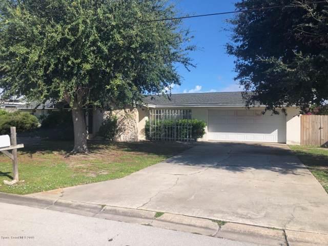 510 Bahama Drive, Indian Harbour Beach, FL 32937 (MLS #855434) :: Premium Properties Real Estate Services