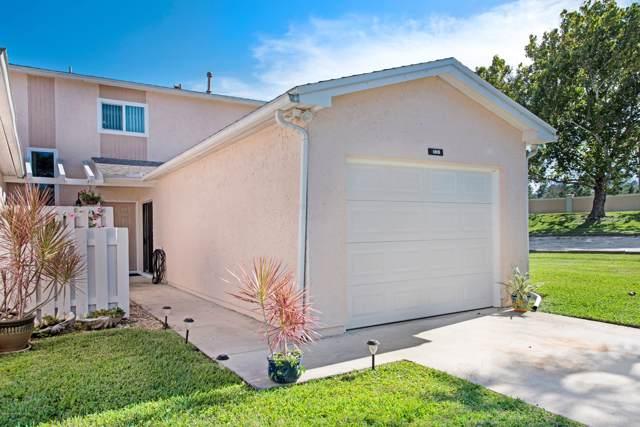 185 Maritime Place #89, Rockledge, FL 32955 (MLS #855457) :: Premium Properties Real Estate Services