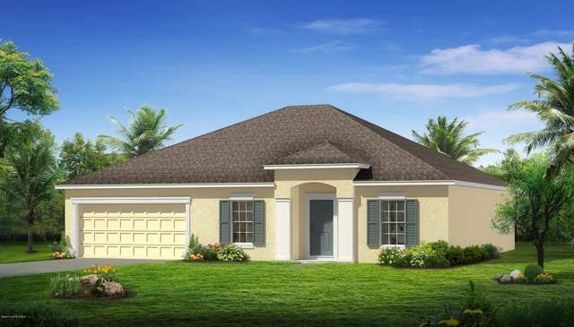 1607 Amador Avenue NW, Palm Bay, FL 32907 (MLS #855469) :: Pamela Myers Realty