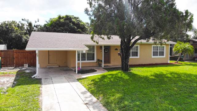 144 Monaco Road, West Melbourne, FL 32904 (MLS #855470) :: Premium Properties Real Estate Services