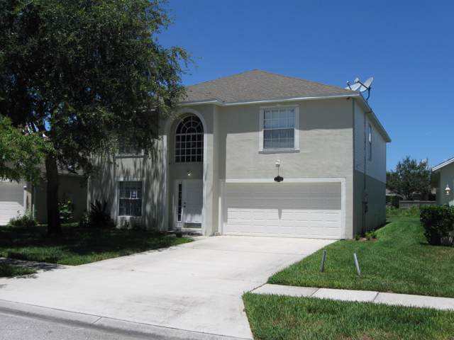 1269 Macon Drive, Titusville, FL 32780 (MLS #855471) :: Premium Properties Real Estate Services