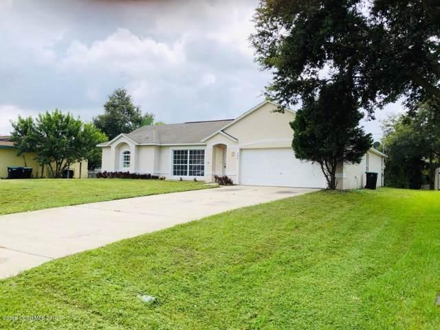 282 NE Bordeaux Avenue NE, Palm Bay, FL 32907 (MLS #855476) :: Pamela Myers Realty