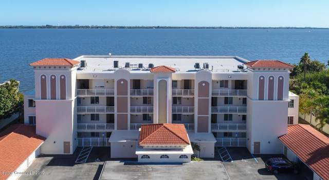4007 N Harbor City Boulevard #403, Melbourne, FL 32935 (MLS #855483) :: Pamela Myers Realty