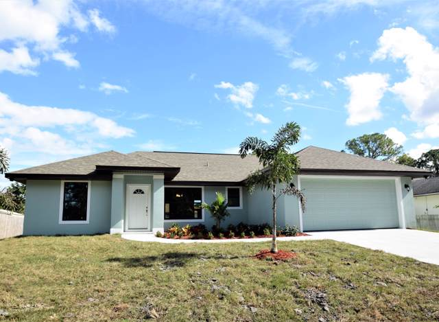1627 Earlham Avenue NW, Palm Bay, FL 32907 (MLS #855485) :: Pamela Myers Realty