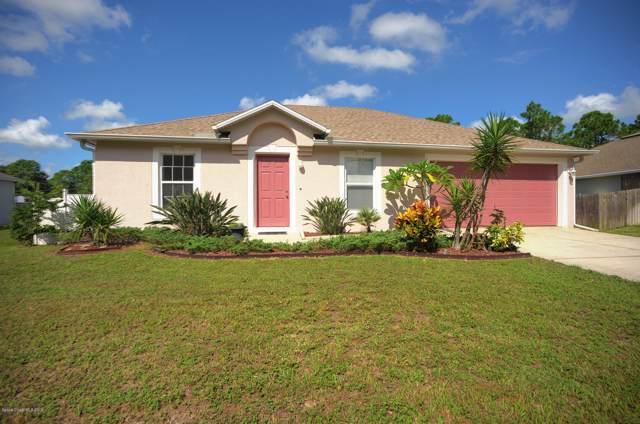 3024 Tazewell Avenue SE, Palm Bay, FL 32909 (MLS #855487) :: Pamela Myers Realty