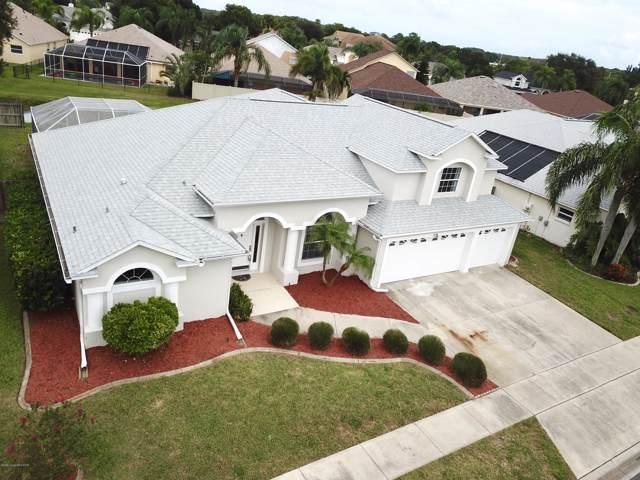 530 Sunset Lakes Drive, Merritt Island, FL 32953 (MLS #855489) :: Premium Properties Real Estate Services
